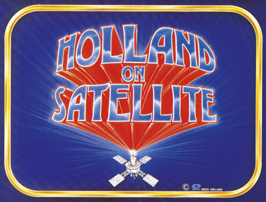 Holland on Satellite